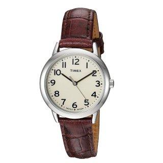 $21.94 (原价$32.47)即将截止:Timex 女士时尚简约腕表