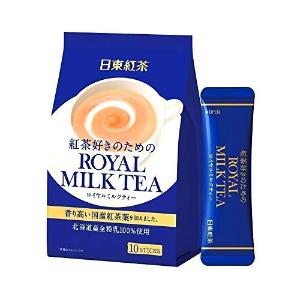 平均€1.2/包Nitto Kocha 日东红茶牌皇家奶茶 10包