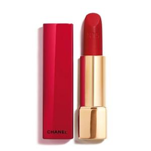 $55 节日气氛满满Chanel 限量红管丝绒口红5号色
