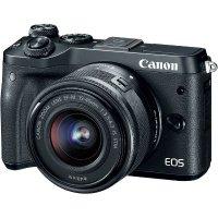 Canon EOS M6 +15-45mm 镜头