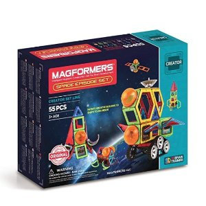 Save Up to 65%Select Magformers Magnetic Toys @ Amazon.com