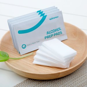 Starting From $25.97Winner Sterile Alcohol Prep Pads, Large Cotton Wipe 50 Pieces
