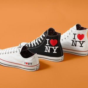 50% Off + Free Shipping Converse Chuck 70 I Love NY Shoes On Sale @ Nike