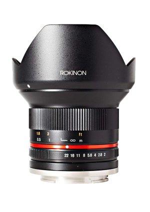 低至$199闪购:Rokinon 12mm & 14mm 平民超广
