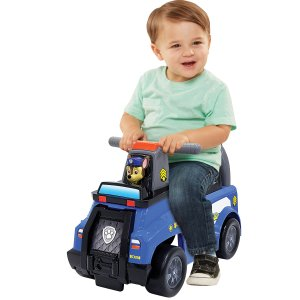$15Paw Patrol Chase Police Cruiser Ride on with Sounds