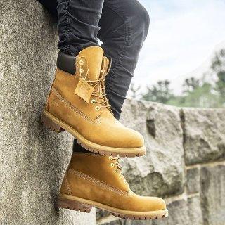 无门槛8折 粉色短靴£44Timberland 精选帅气男女靴季中大促 冬季服饰也参加