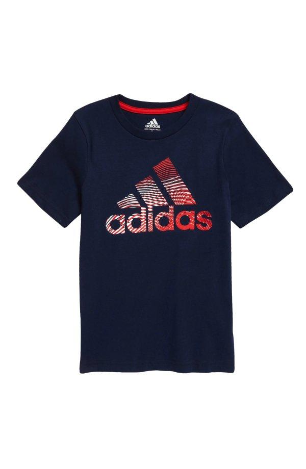 男童短袖t恤