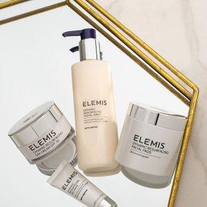 买3免1=变相6.7折 入酵素洗面奶Elemis 英国国宝级护肤品牌热促
