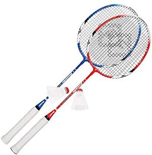 $8.99Franklin Sports Player Badminton Racquet Replacement Set