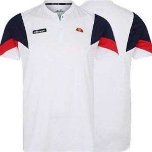 Ellesse 白色运动衫 4.2折热卖 轻薄吸汗快干 运动达人必备战衣