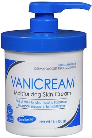 Vanicream Moisturizing Skin Cream, 1 lb