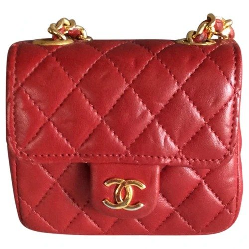 红色经典小包