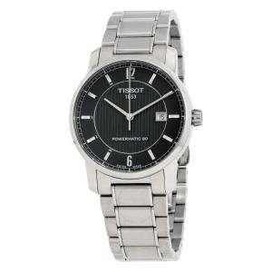 TISSOT T-Classic Titanium Automatic Men's Watch