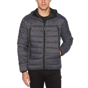 Perry EllisTech Lightweight Puffer Jacket