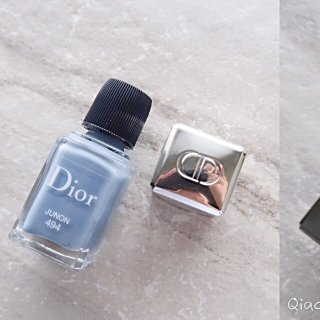 Dior Vernis甲油系列玩转春日美甲(内附多款美甲示范)