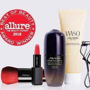 8折 $28收摩雾唇膏【Sephora 8折盛典】权威美妆护肤指标Allure大赏全网罗