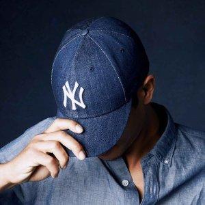 下单叠加5.5折+1件包税直邮中国双12精选:New Era 棒球帽、男士棒球衣卫衣热卖   妹子可收小号