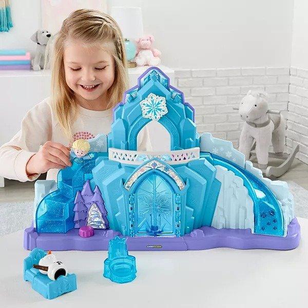Elsa's 冰雪宫殿
