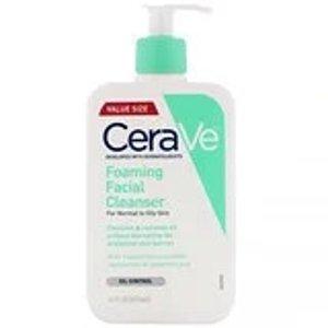 CeraVe泡沫洁面 (355 ml)
