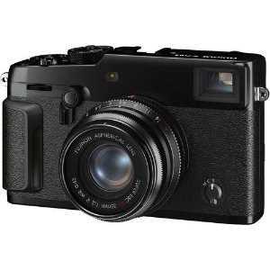 FujifilmFUJIFILM X-Pro3 Mirrorless Digital Camera (Black)