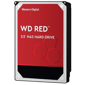 $89.99 Amazon Prime 信用卡再得15%返现WD Red 4TB NAS硬盘 5400 RPM SATA 6 Gb/s 64MB 缓存