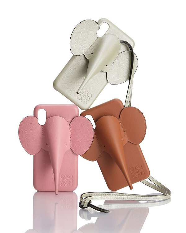 Elephant Detail iPhone XS 手机壳