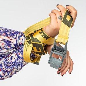 Up to 40% Off + FSNew Markdowns: SSENSE Belt &Suspenders Sale