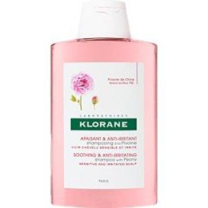 Klorane止痒去屑!芍药舒缓洗发水