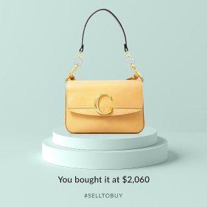 低至6折 $800+收Chloe C BagRue La La 精选巴黎世家、Chloe等大牌美包热卖