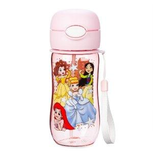 DisneyPrincess Flip-Top Water Bottle   shop