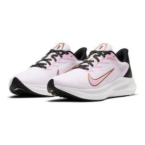 $55+包邮 原价$90 减震又轻便Nike Air Zoom Winflo 7 男女款缓震透气休闲跑步鞋好价