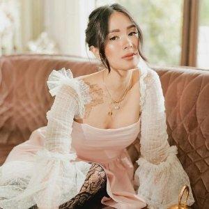 一律8.5折 £238收新款蕾丝裙上新:Self Portrait 美衣新年大促 收蕾丝连衣裙、衬衫等