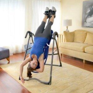 史低价$121.29(原价$263)Innova Health and Fitness ITX9600 倒立健身机