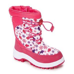 f4d72ff6a0ec Kids Snow Boots Sale   Zulily Up to 65% Off - Dealmoon