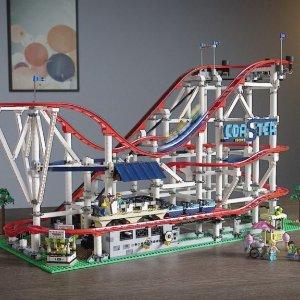 $379.99 已向VIP开放购买LEGO 乐高新品 Creator系列之巨型过山车 - 10261