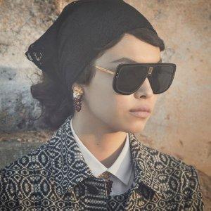 低至2折Dior 墨镜、平光镜专场 爆款SOSTELLAIRE2 墨镜$88