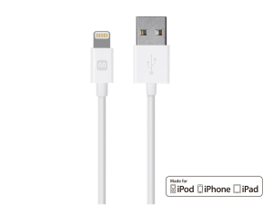 Monoprice Select Series MFi Certified Lightning to USB Cable 10ft