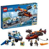 Lego 城市空中特警钻石大劫案 60209