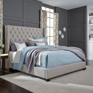 $279 Canyon or Monroe Queen Platform Bed