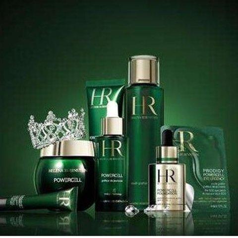 无门槛7折 绿宝瓶精华€97HR赫莲娜 全线大促 收白绷带面霜、绿宝瓶系列