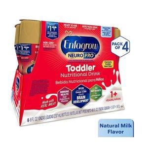 $34.16(原价$39.96)+包邮Enfagrow NeuroPro Next Step 非转基因幼儿液体奶,8盎司*24瓶