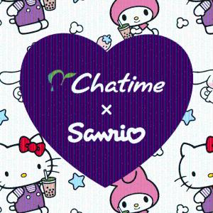 2/28 闪亮登场£4.86Chatime X Saniro 联名福利第二弹 | 你的小可爱布丁狗来啦