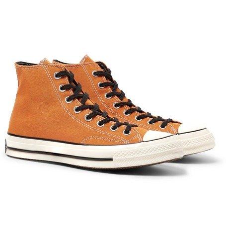 - 1970s Chuck Taylor板鞋