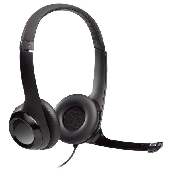 H390 USB耳麦 带降噪麦克风