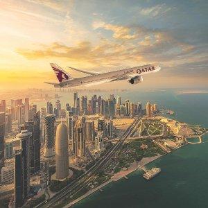Fare from $650 on No.1 AirwaysEmbark on an urban escape Special Deal@ Qatar Airways