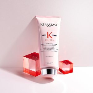 Kerastase可以减少多达97.7%的掉发天然强化护发素 200ml
