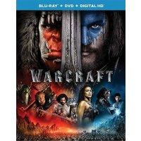 Universal Studios Warcraft 魔兽电影 蓝光+DVD+数字高清版版