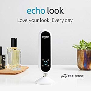 Echo Look - Hands-Free Camera and Style Assistant