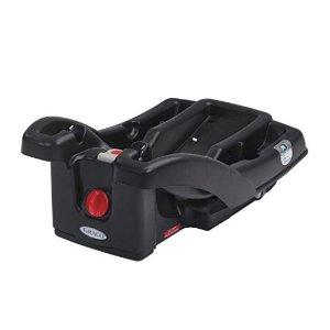 $24.29(原价$59.99) 美亚4.8超高分好评史低价:Graco SnugRide Click Connect 30/35 LX婴儿汽车座椅基座