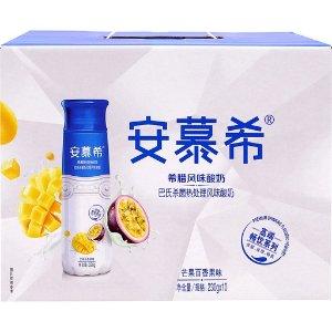 安慕希希腊酸奶-芒果&百香果